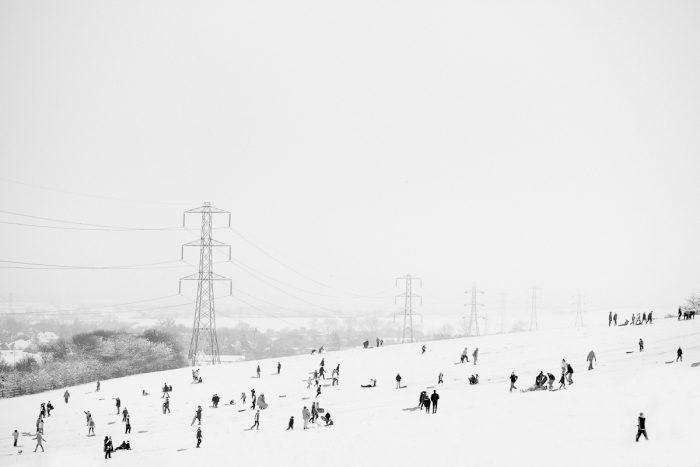 south woodham ferrers snow