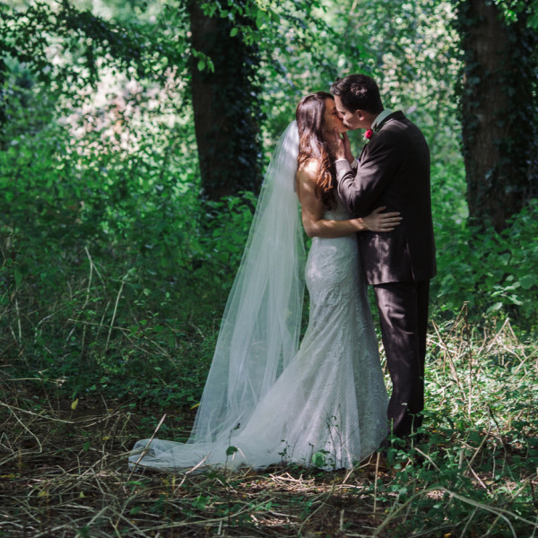 Avril & Adam's Cripps Barn Wedding
