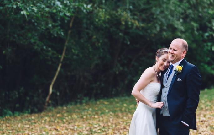 The White Hard, Great Yeldham wedding