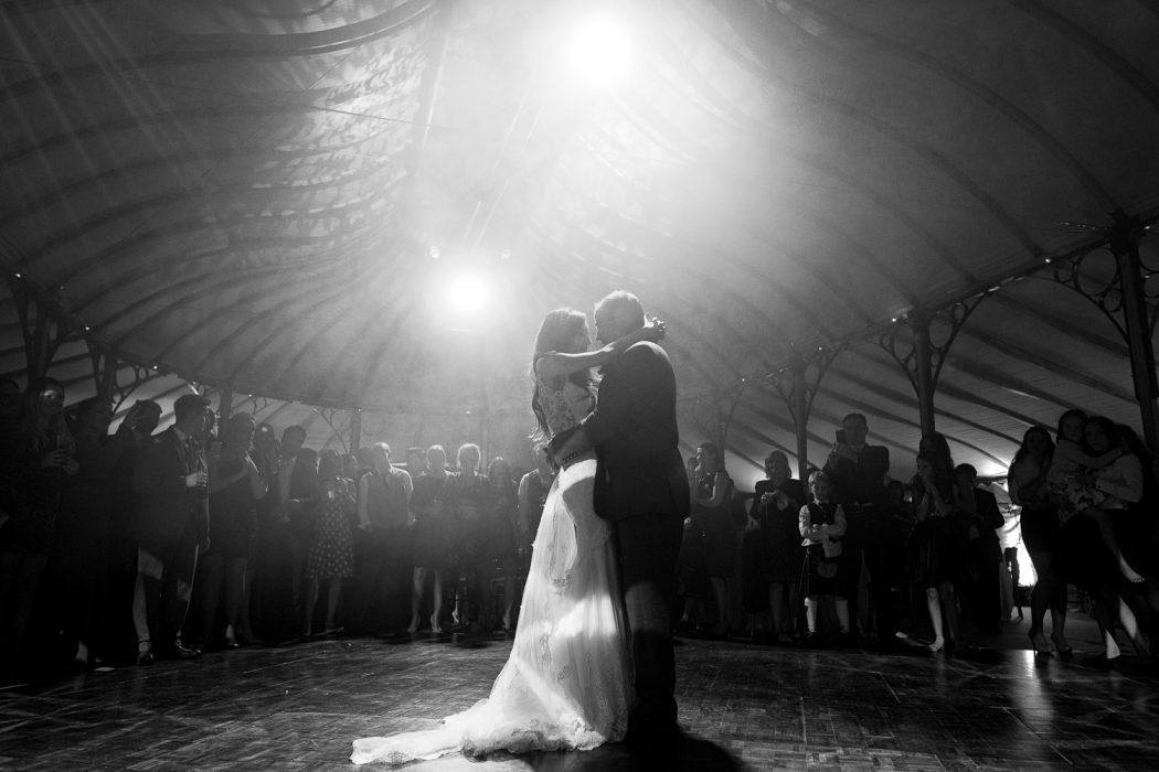 first dance essex wedding